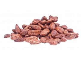 Migdolų riešutai karamelizuoti, 250 g