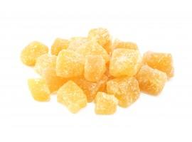 Imbierų kubeliai cukruoti, 250 g