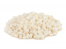 Kokosų kubeliai, 200 g